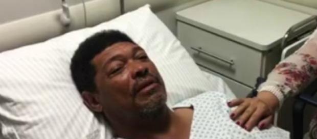 Pastor foi atacado na manhã desse domingo