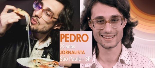 Pedro Falcão está confirmado no BBB 17