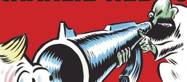 Portada especial de 'Charlie Hebdo' para recordar el segundo aniversario del atentado yihadista contra su redacción y sus dibujantes.
