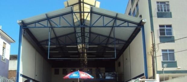 Restaurante popular do bairro do Méier