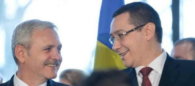 Trei lovituri dure date lui Victor Ponta de Liviu Dragnea la început de an