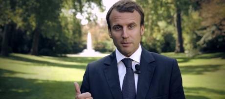 Emmanuel Macron - opinion - CC BY
