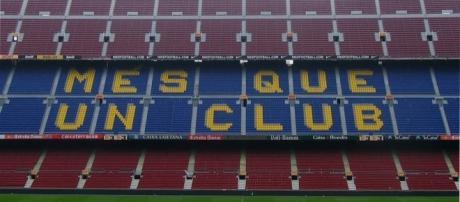 O Camp Nou é o palco do Barcelona-Athletic Bilbao da Taça do Rei