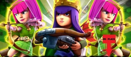 Clash Royale ed il possibile arrivo della regina degli arcieri