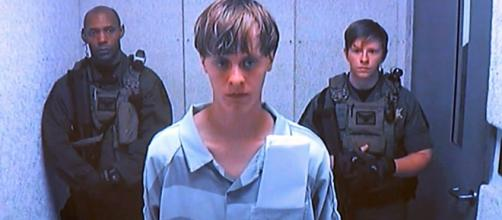 "Dylann Roof, sentenced to death for federal hate crimes, awaiting state murder tria / Photo from ""The Denver Post""..... - denverpost.com"