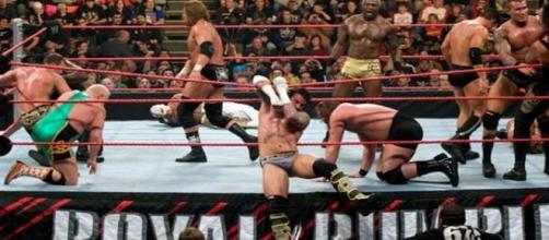 "Four more matches could be added to the ""Royal Rumble"" card. - WWE"