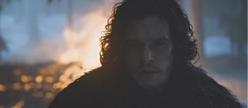 Game of Thrones season 7: spoilers about Jon Snow. Screencap: AnneSoshi via YouTube