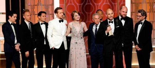Globos de Oro 2017   'La La Land' triunfa con siete galardones y ... - rtve.es