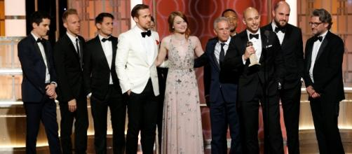 La La Land makes history at Golden Globes - Photo: Blasting News Library - eonline.com
