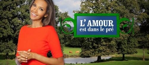 La toujours ravissante Karine Le Marchand aux commandes - ecran-total.fr