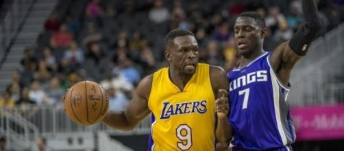 Luol Deng may not end up finishing the season with the Lakers. - Wikipedia