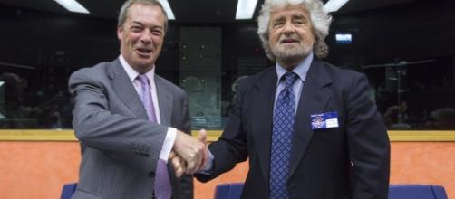 M5S - Grillo divorzia dall'Ukip e tenta la virata europeista ... - unita.tv