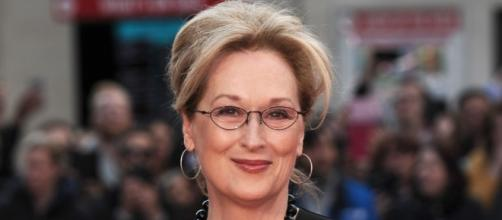 Meryl Streep wasn't going to accept her award in silence. - Wikipedia
