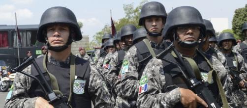 Ministro envia 200 homens da Guarda Nacional para o Norte