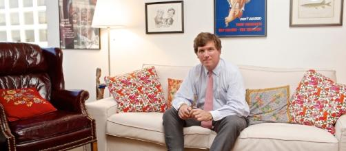 Tucker Carlson the rising Fox News star! Photo: Blasting News Library - patdollard.com