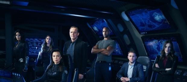 Agents of S.H.I.E.L.D. Cast Tackles All Your Burning Season 4 ... - eonline.com