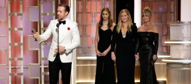 Golden Globes 2017: Ryan Gosling paid an emotional tribute to his ... - thesun.co.uk