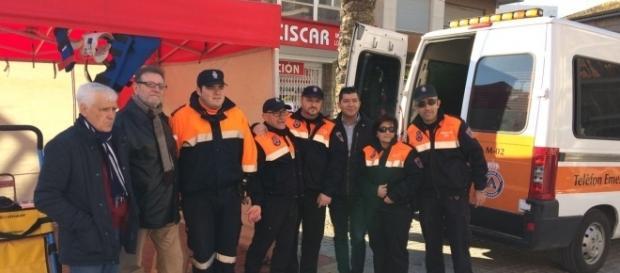 Grandioso éxito del evento de Protección Civil
