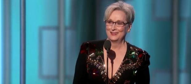 Il discorso di Meryl Streep ai Golden Globe