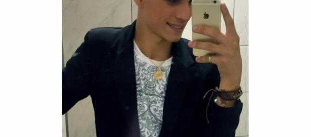Itarbelly Lozano foi esfaqueado, morto e queimado pela mãe, que não aceitava a homossexualidade dele (Foto: Facebook/Reprodução)