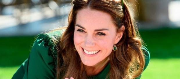 Kate Middleton desabafou sobre as dificuldades da maternidade.