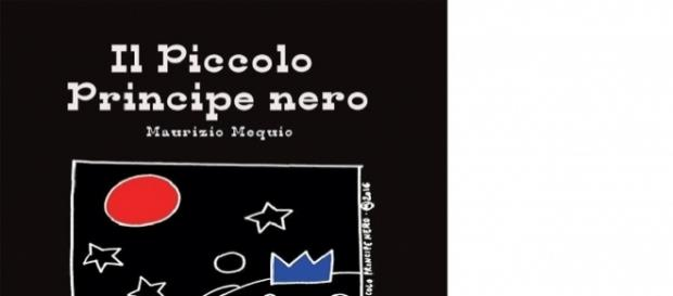 La copertina del libro Il Piccolo Principe nero