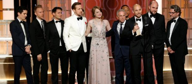 La La Land makes history at Golden Globes - Photo: Blasting News Library - eonline.com