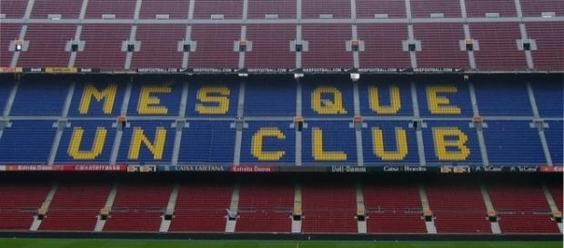 O Camp Nou é o palco do Barcelona-Athletic Bilbao da Taça do Rei