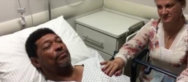 O Pastor já teve alta hospitalar