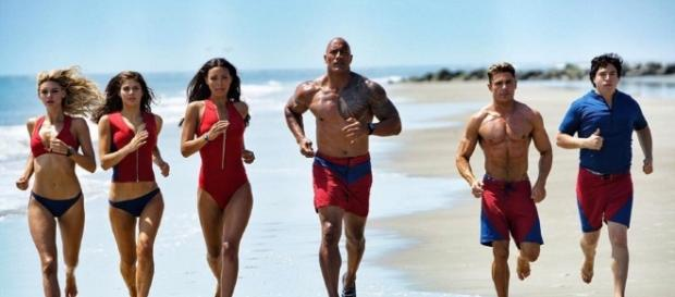 "Second ""Baywatch"" trailer released online / photo from LRM Online - lrmonline.com"