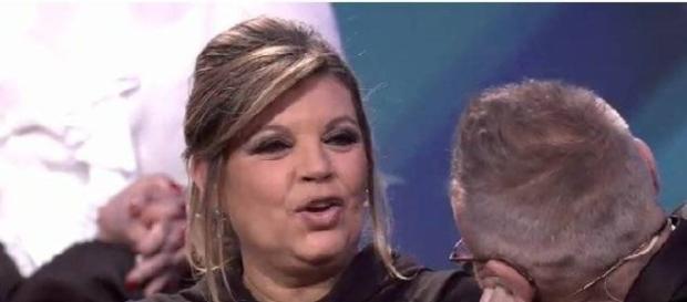 Terelu entrevistada por Jordi González.