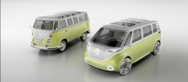 Volkswagen Kombi renasce como o I.D. Buzzy Concept