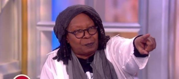 Whoopi Goldberg on Donald Trump and Meryl Streep, via Twitter