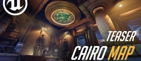 """Cairo map is inspired by """"Overwatch."""" Image Credit: Joshua llorente / YouTube"""