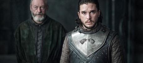 Liam Cunningham di Game of Thrones