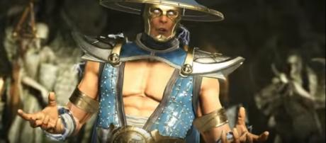 Raiden and Black Lightning will be unlocked in 'Injustice 2'on October 3. (Image Credit: Injustice/YouTube)
