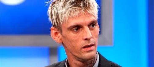 Aaron Carter has submitted himself to rehab for drug abuse. (Image Credit: The Doctors/YouTube)