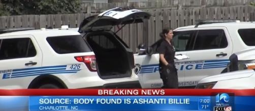 Ashanti Billie's family notified about a body found in Charlotte Image - WAVY TV 10| YouTube