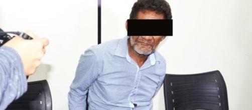 Avô é preso acusado de violência sexual