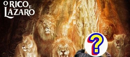 Cena de Daniel na cova dos leões em breve na tela da Record TV