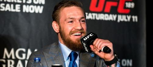 Conor McGregor knows his options but has not decided on his next move yet/ photo by Andrius Petrucenia/ Commons Wikimedia