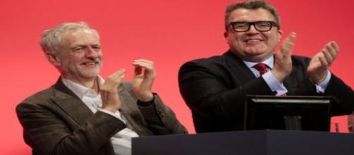 Corbyn and Watson - labourvision.org.uk