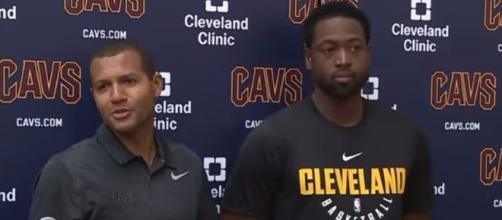 Dwyane Wade has joined the Cleveland Cavaliers to chase another ring. - Youtube screen capture / ESPN