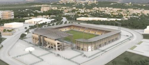 Frosinone, ecco come il nuovo stadio - Sportmediaset - Foto 1 - mediaset.it