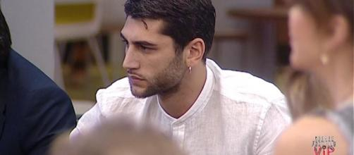 Grande Fratello Vip - Jeremias Rodriguez.