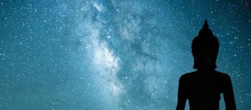 Practice meditation: (Image Source: Photo via Pixabay.com)