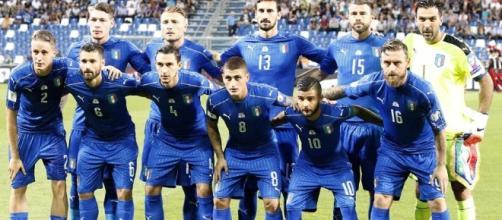Italia ad un punto dai play off, al via il rush decisivo per il Mondiale 2018