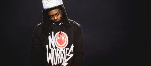 Lil Wayne - Oslo Spektrum 2013 [Image by NRK P3-flickr]