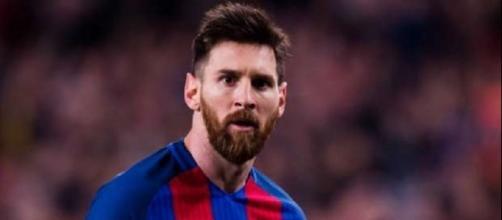 Lionel Messi continua brilhando no Barcelona