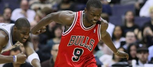Luol Deng is concerned about recalling old form this coming NBA season. (Image Credit: Keith Allison/ Flickr)